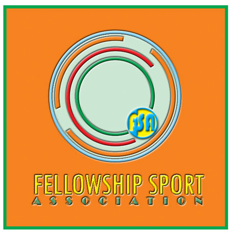 Logo Design by jais - Entry No. 21 in the Logo Design Contest Fellowship Sports Association Logo Design Contest.