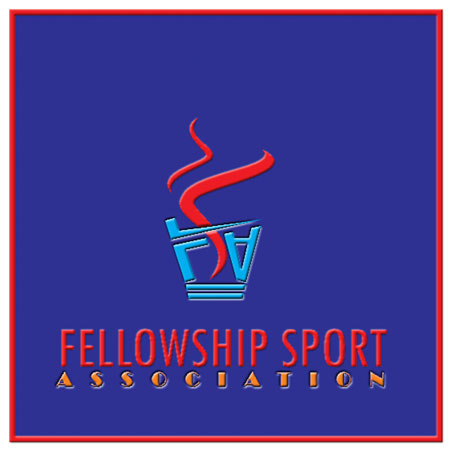 Logo Design by jais - Entry No. 23 in the Logo Design Contest Fellowship Sports Association Logo Design Contest.
