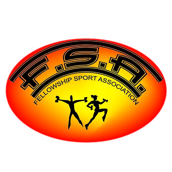 Logo Design by lacik - Entry No. 24 in the Logo Design Contest Fellowship Sports Association Logo Design Contest.