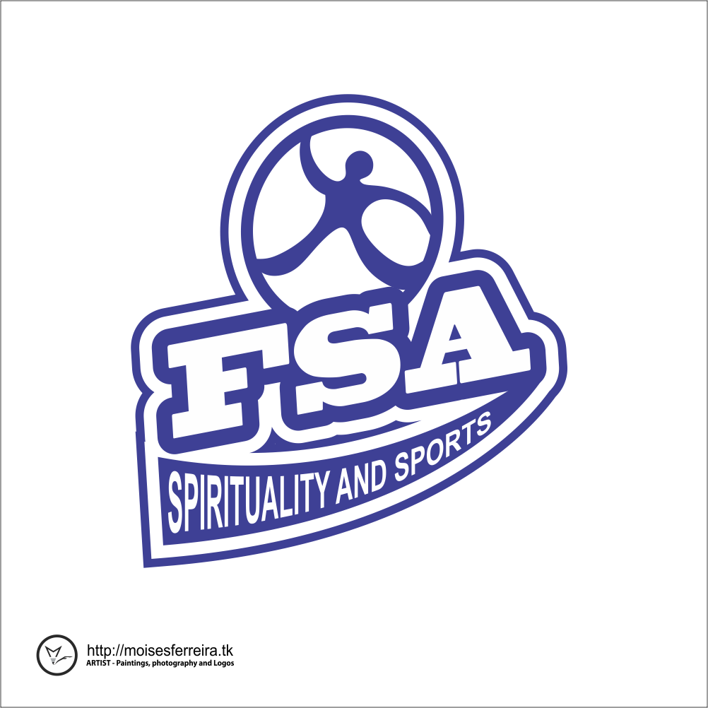 Logo Design by moisesf - Entry No. 25 in the Logo Design Contest Fellowship Sports Association Logo Design Contest.