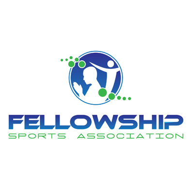 Logo Design by Private User - Entry No. 33 in the Logo Design Contest Fellowship Sports Association Logo Design Contest.