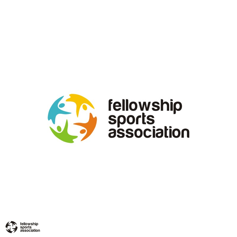 Logo Design by Private User - Entry No. 34 in the Logo Design Contest Fellowship Sports Association Logo Design Contest.