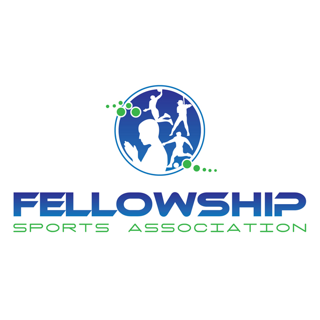 Logo Design by Private User - Entry No. 39 in the Logo Design Contest Fellowship Sports Association Logo Design Contest.