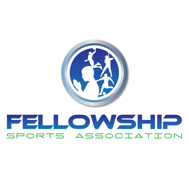 Logo Design by Private User - Entry No. 43 in the Logo Design Contest Fellowship Sports Association Logo Design Contest.