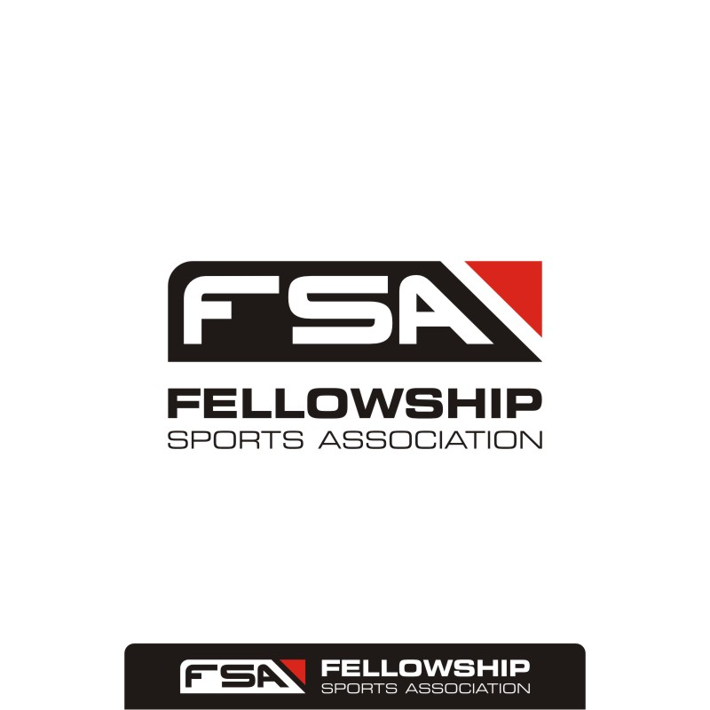Logo Design by Private User - Entry No. 45 in the Logo Design Contest Fellowship Sports Association Logo Design Contest.