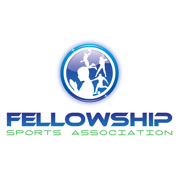 Logo Design by Private User - Entry No. 52 in the Logo Design Contest Fellowship Sports Association Logo Design Contest.