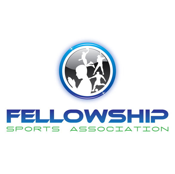 Logo Design by Private User - Entry No. 53 in the Logo Design Contest Fellowship Sports Association Logo Design Contest.