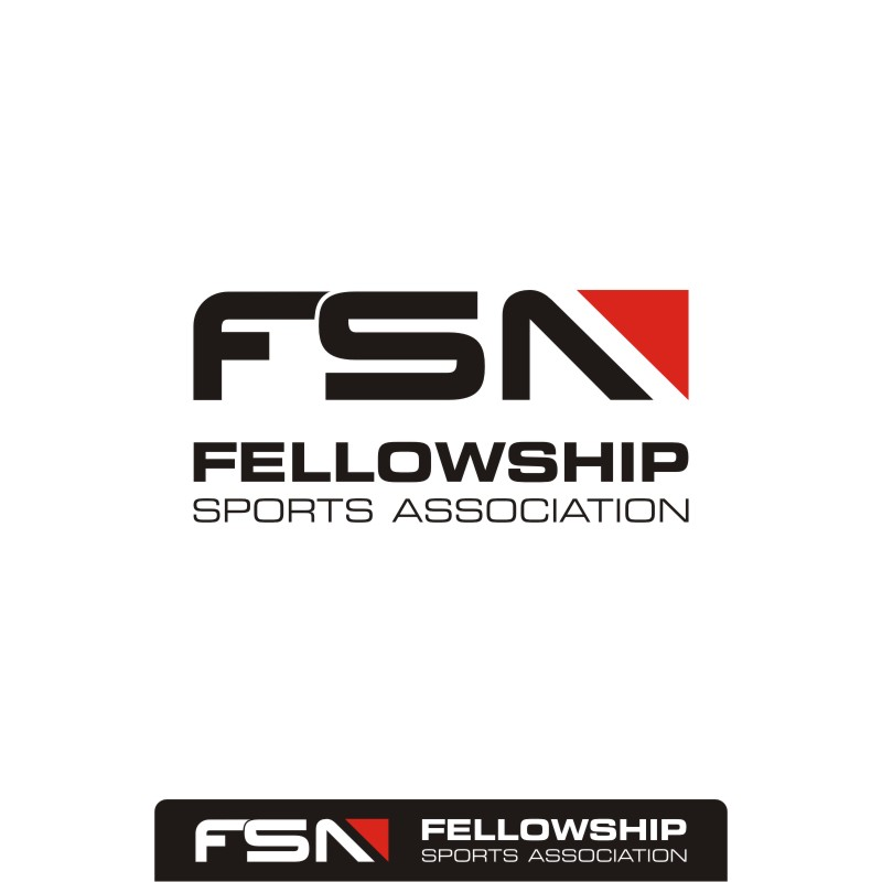 Logo Design by Private User - Entry No. 57 in the Logo Design Contest Fellowship Sports Association Logo Design Contest.
