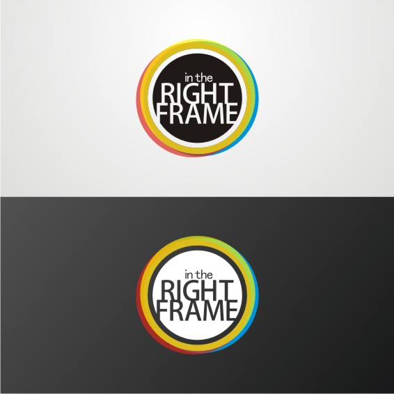 Logo Design by ben35dan - Entry No. 9 in the Logo Design Contest In The Right Frame.