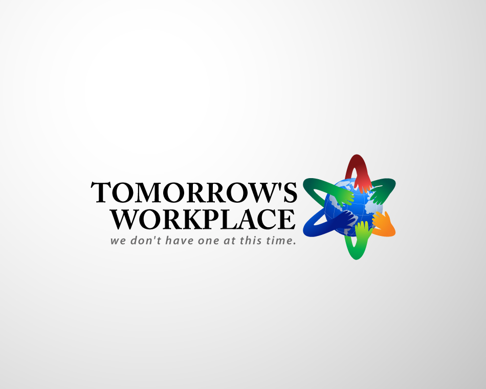 Logo Design by yudhiecavalera - Entry No. 61 in the Logo Design Contest Tomorrow's Workplace.