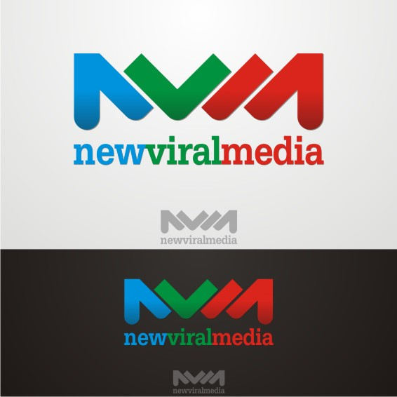 Logo Design by ben35dan - Entry No. 3 in the Logo Design Contest New Viral Media Logo.