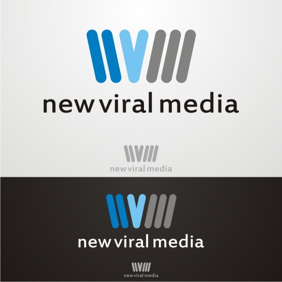 Logo Design by ben35dan - Entry No. 5 in the Logo Design Contest New Viral Media Logo.