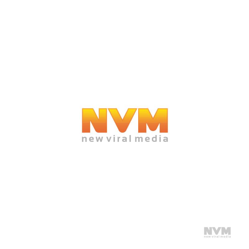 Logo Design by Aleksandar - Entry No. 6 in the Logo Design Contest New Viral Media Logo.