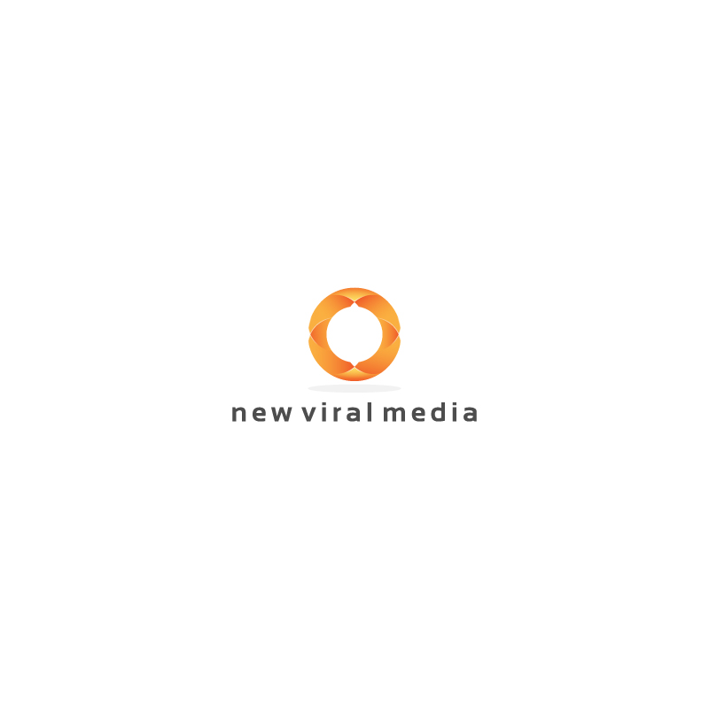 Logo Design by Aleksandar - Entry No. 7 in the Logo Design Contest New Viral Media Logo.