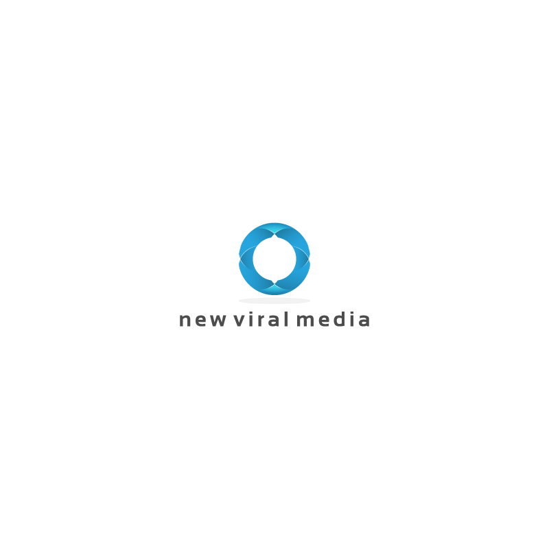 Logo Design by Aleksandar - Entry No. 8 in the Logo Design Contest New Viral Media Logo.