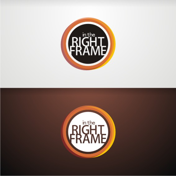 Logo Design by ben35dan - Entry No. 24 in the Logo Design Contest In The Right Frame.
