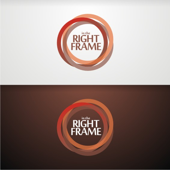 Logo Design by ben35dan - Entry No. 25 in the Logo Design Contest In The Right Frame.