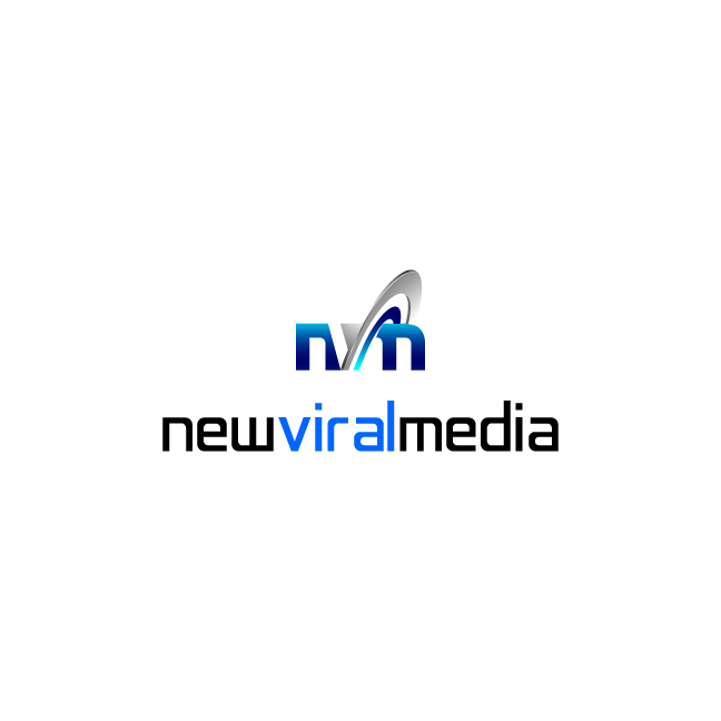 Logo Design by zesthar - Entry No. 13 in the Logo Design Contest New Viral Media Logo.