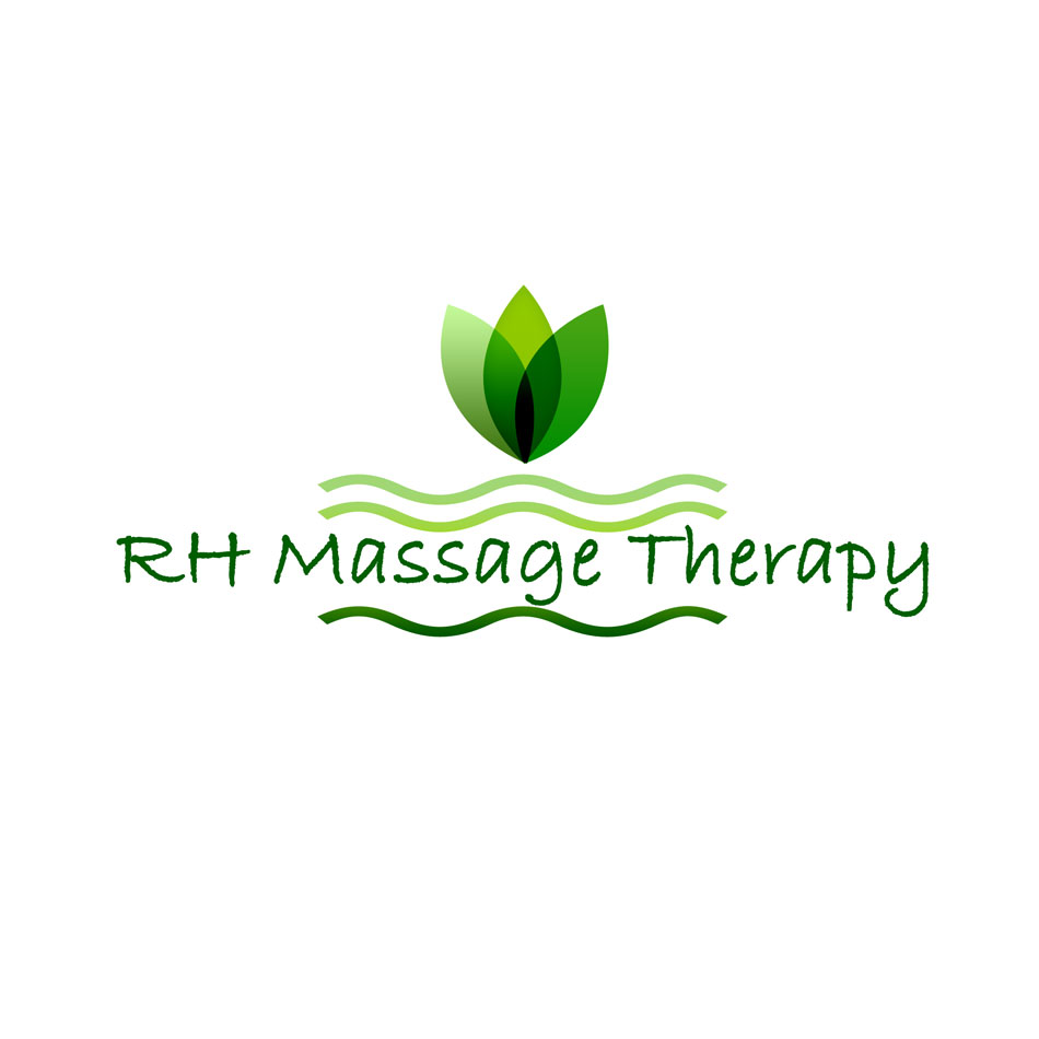Logo Design by keekee360 - Entry No. 1 in the Logo Design Contest Logo for new massage therapy clinic named RH Massage Therapy.
