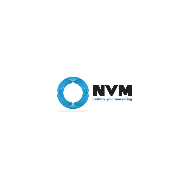 Logo Design by Aleksandar - Entry No. 23 in the Logo Design Contest New Viral Media Logo.