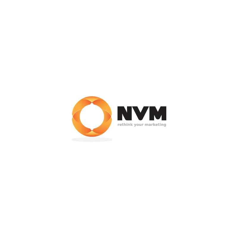 Logo Design by Aleksandar - Entry No. 24 in the Logo Design Contest New Viral Media Logo.