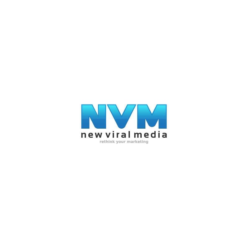 Logo Design by Aleksandar - Entry No. 26 in the Logo Design Contest New Viral Media Logo.