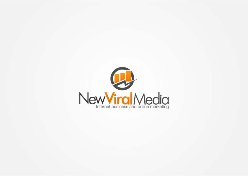 Logo Design by kurtdani - Entry No. 38 in the Logo Design Contest New Viral Media Logo.