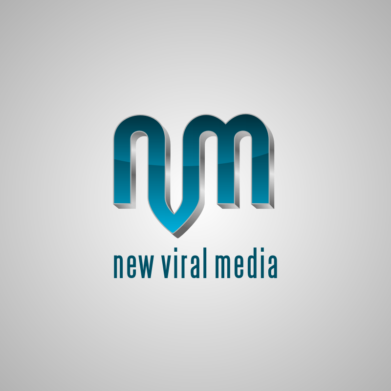Logo Design by Rudy - Entry No. 64 in the Logo Design Contest New Viral Media Logo.