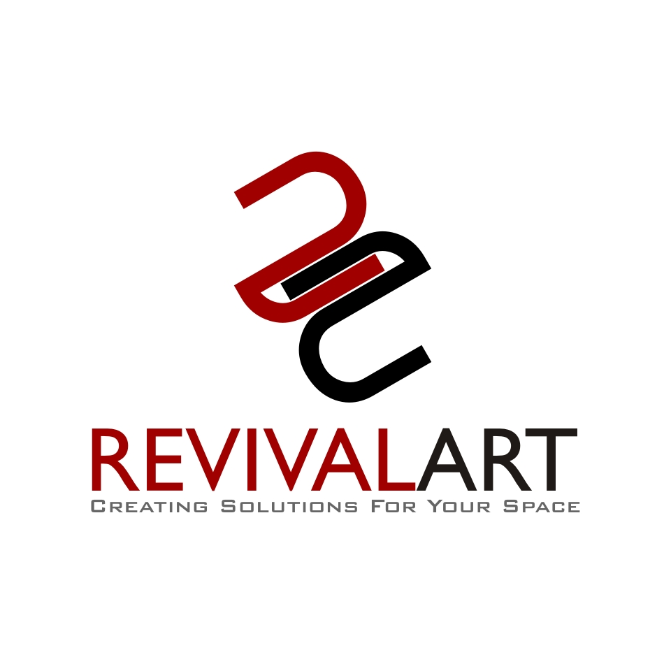 Logo Design by joelian - Entry No. 2 in the Logo Design Contest Revival Art.