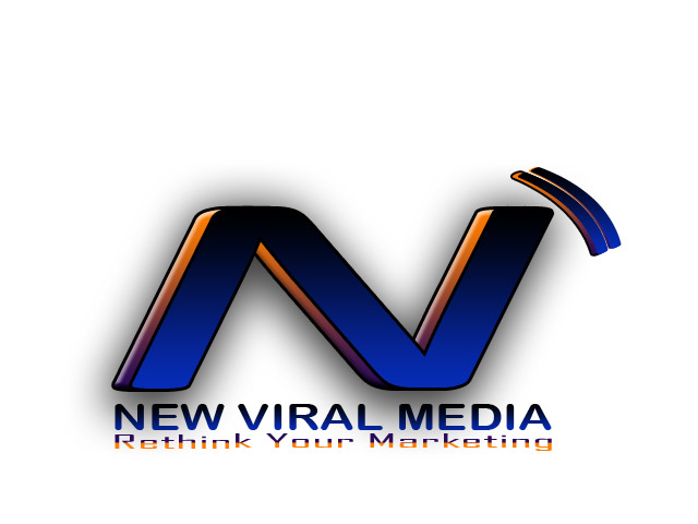 Logo Design by Moag13 - Entry No. 74 in the Logo Design Contest New Viral Media Logo.