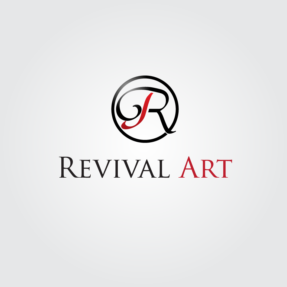 Logo Design by GraySource - Entry No. 4 in the Logo Design Contest Revival Art.