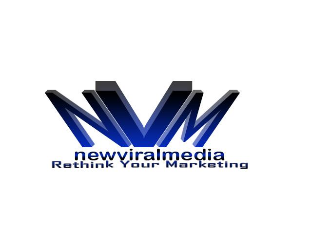 Logo Design by Moag13 - Entry No. 80 in the Logo Design Contest New Viral Media Logo.