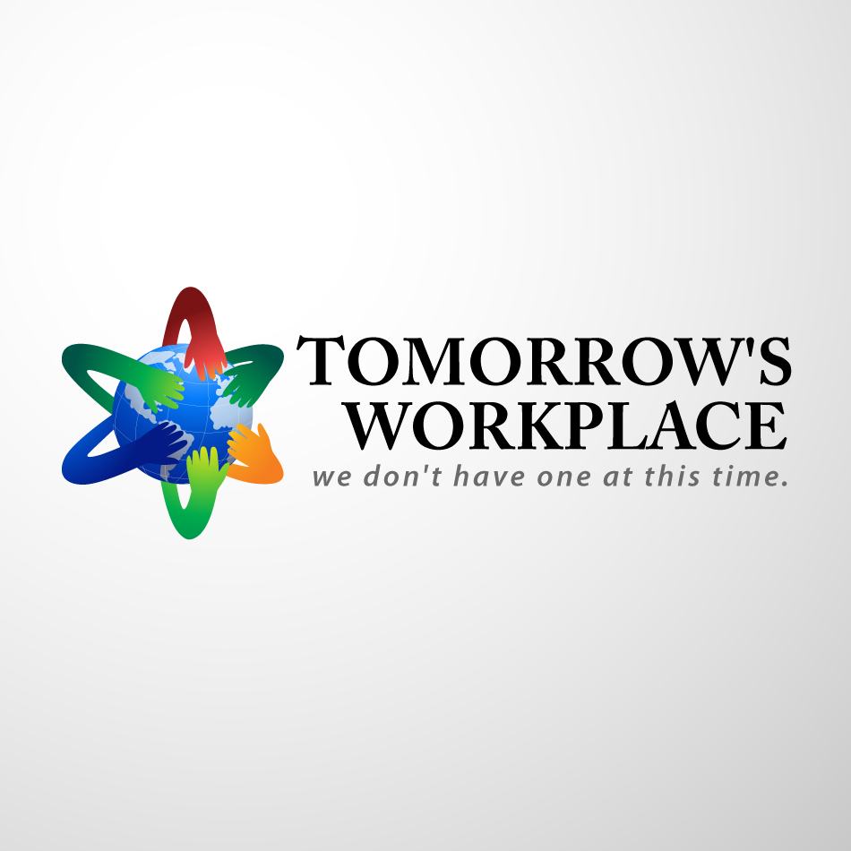 Logo Design by yudhiecavalera - Entry No. 76 in the Logo Design Contest Tomorrow's Workplace.