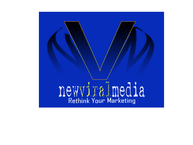 Logo Design by Moag13 - Entry No. 82 in the Logo Design Contest New Viral Media Logo.