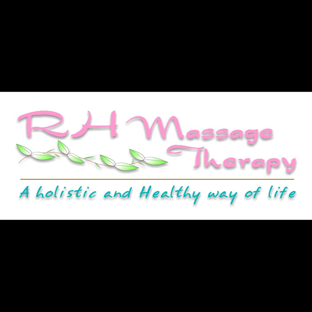 Logo Design by Brian Moelker - Entry No. 56 in the Logo Design Contest Logo for new massage therapy clinic named RH Massage Therapy.