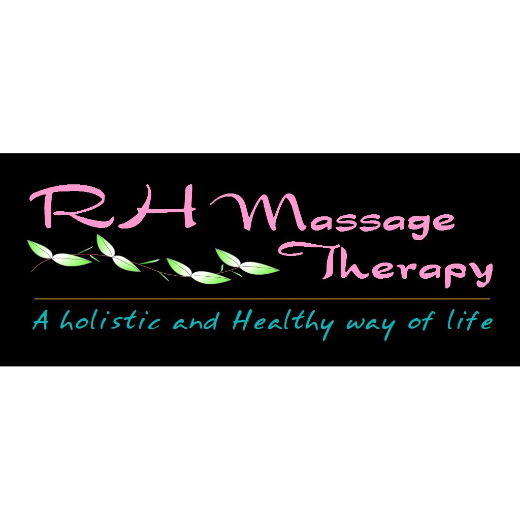 Logo Design by Brian Moelker - Entry No. 58 in the Logo Design Contest Logo for new massage therapy clinic named RH Massage Therapy.