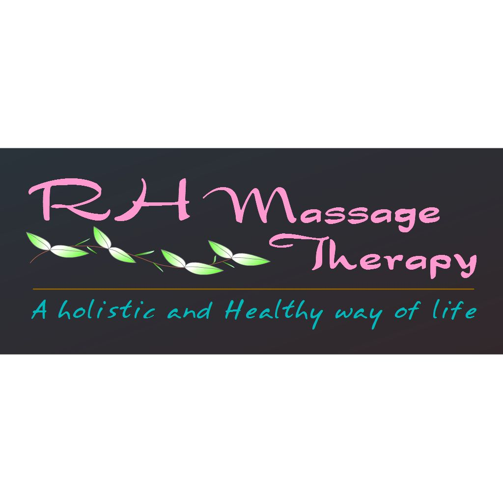 Logo Design by Brian Moelker - Entry No. 59 in the Logo Design Contest Logo for new massage therapy clinic named RH Massage Therapy.
