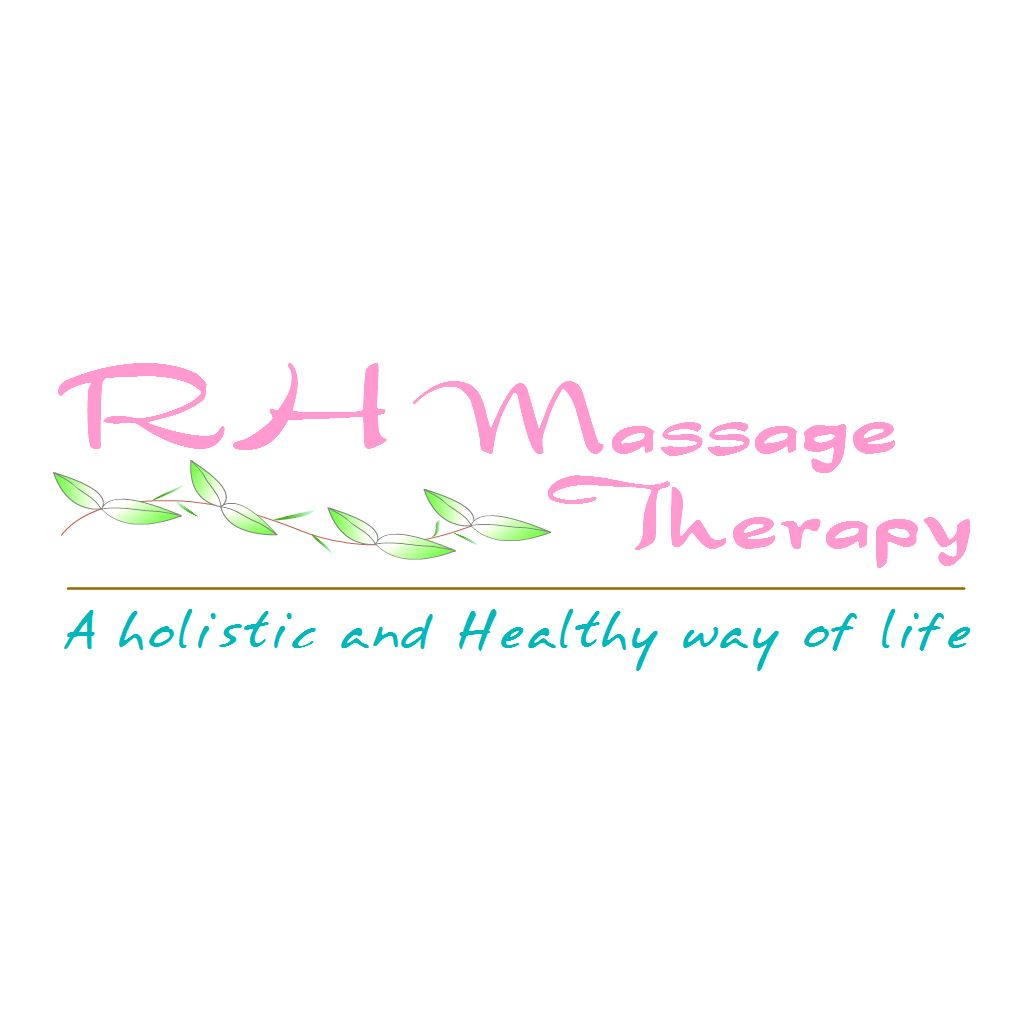 Logo Design by Brian Moelker - Entry No. 60 in the Logo Design Contest Logo for new massage therapy clinic named RH Massage Therapy.