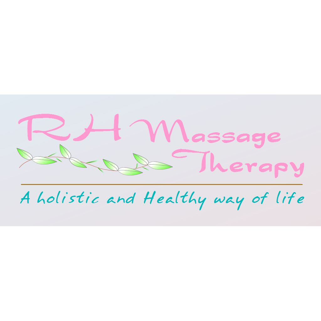 Logo Design by Brian Moelker - Entry No. 61 in the Logo Design Contest Logo for new massage therapy clinic named RH Massage Therapy.