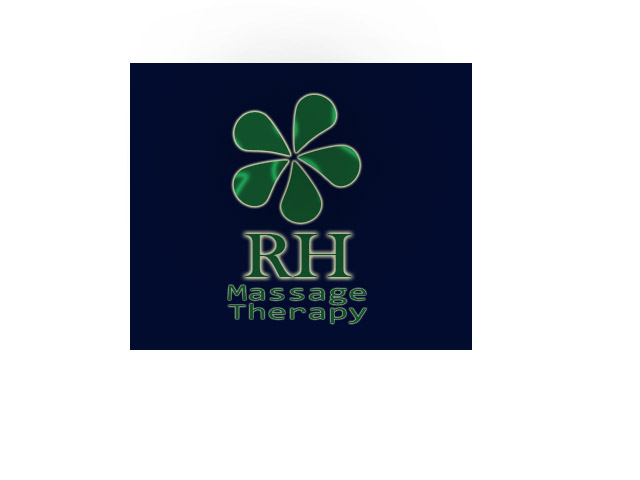 Logo Design by Moag13 - Entry No. 62 in the Logo Design Contest Logo for new massage therapy clinic named RH Massage Therapy.