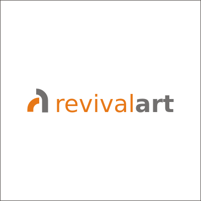 Logo Design by asti - Entry No. 5 in the Logo Design Contest Revival Art.
