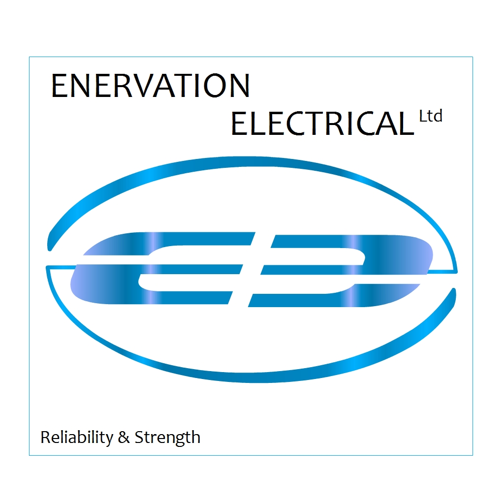 Business Card Design by Brian Moelker - Entry No. 8 in the Business Card Design Contest Enervation Logo Design.