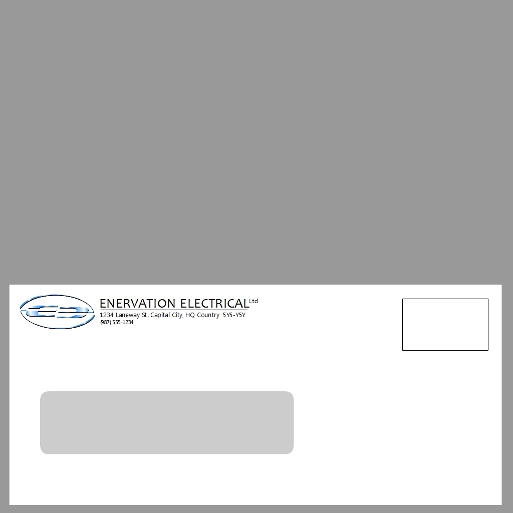Business Card Design by Brian Moelker - Entry No. 14 in the Business Card Design Contest Enervation Logo Design.