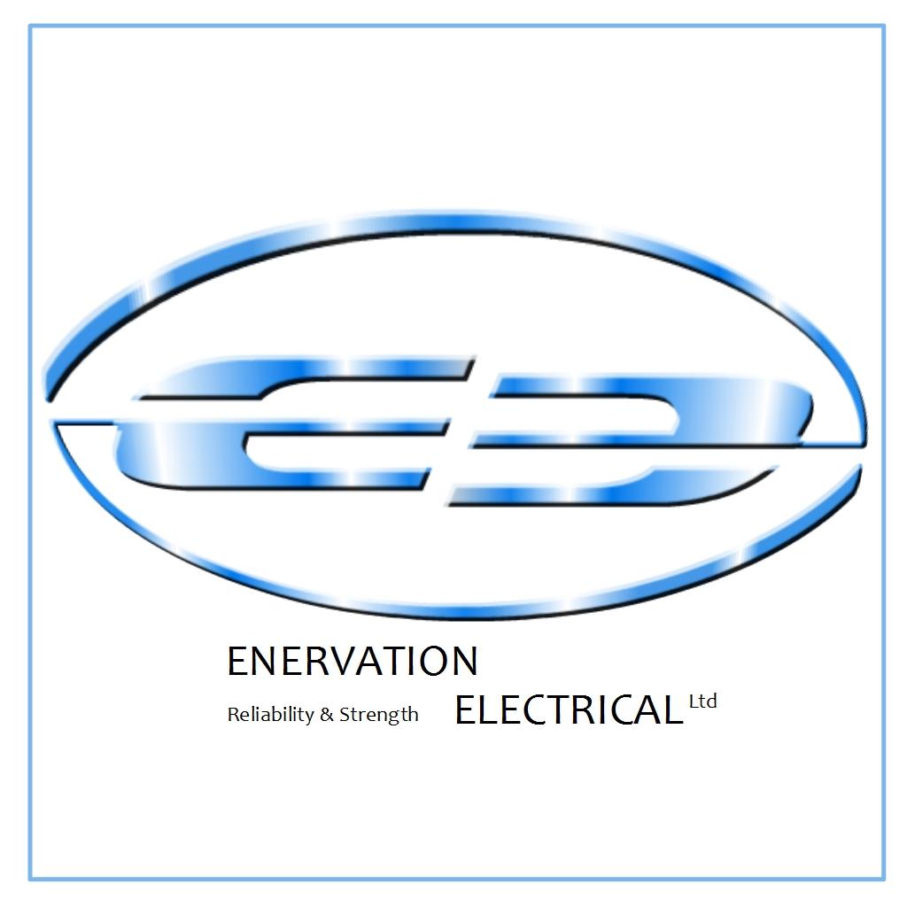 Business Card Design by Brian Moelker - Entry No. 17 in the Business Card Design Contest Enervation Logo Design.