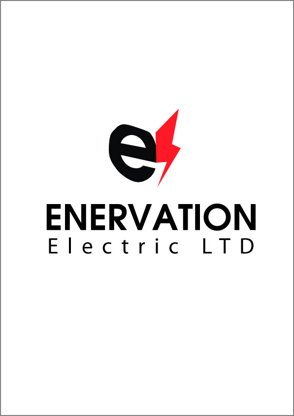 Business Card Design by mozaikmazao - Entry No. 20 in the Business Card Design Contest Enervation Logo Design.