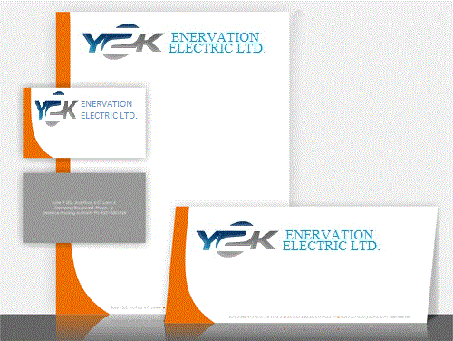 Business Card Design by Segadx - Entry No. 22 in the Business Card Design Contest Enervation Logo Design.