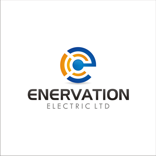Business Card Design by key - Entry No. 24 in the Business Card Design Contest Enervation Logo Design.