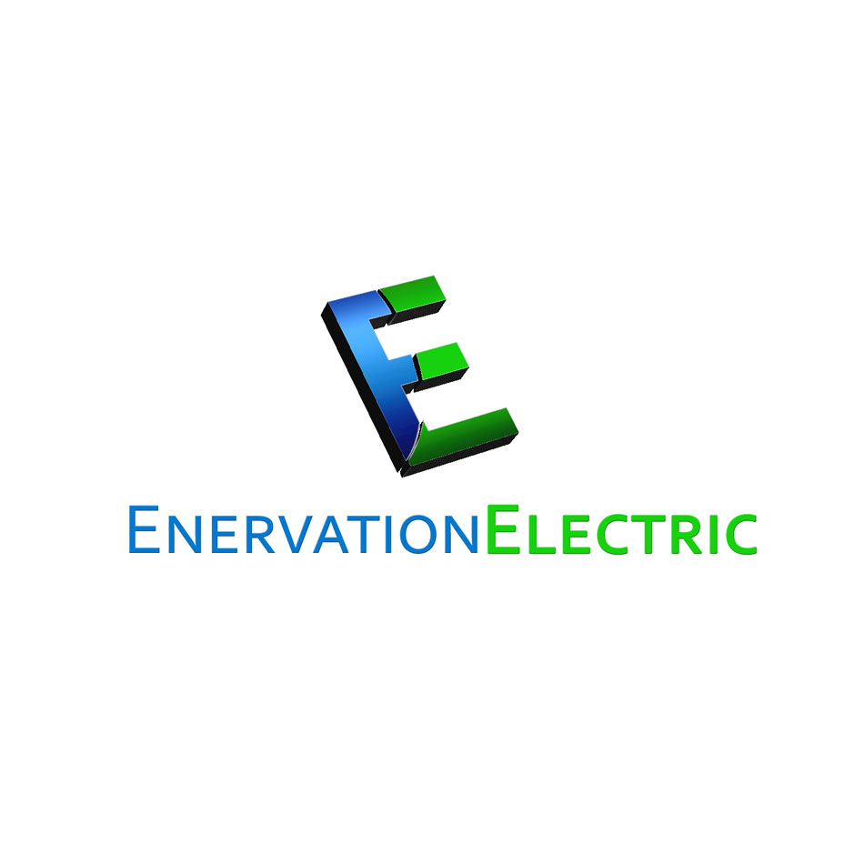 Business Card Design by keekee360 - Entry No. 27 in the Business Card Design Contest Enervation Logo Design.