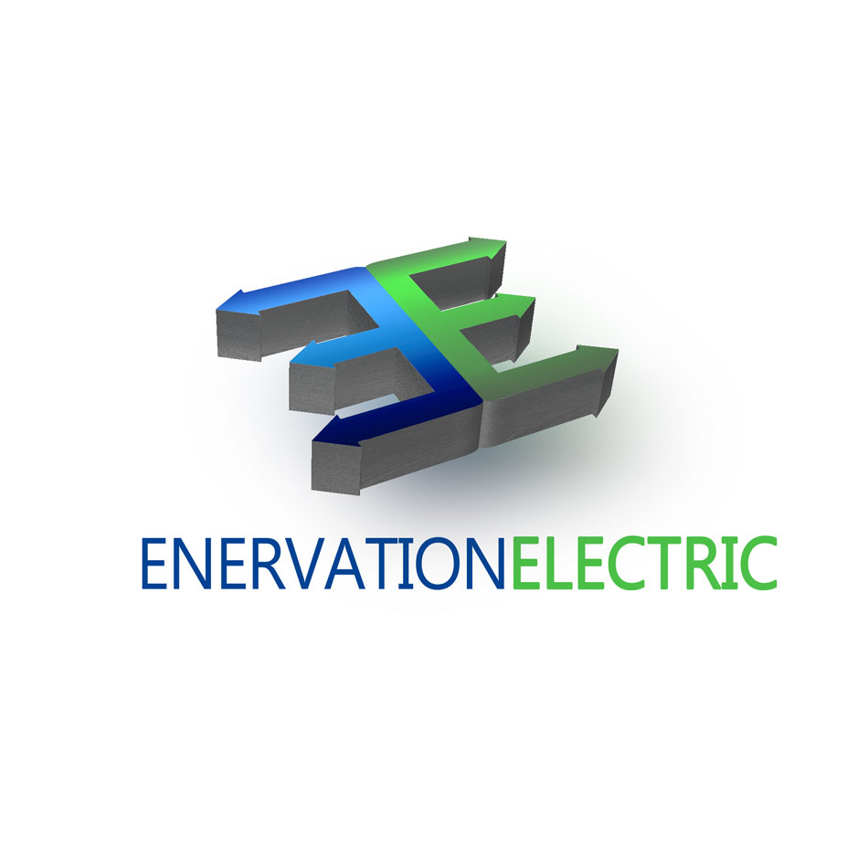 Business Card Design by keekee360 - Entry No. 28 in the Business Card Design Contest Enervation Logo Design.