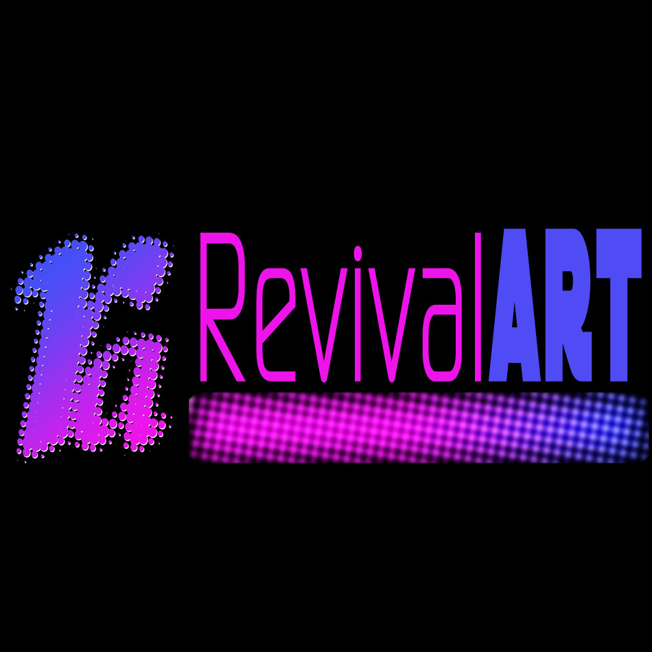 Logo Design by lapakera - Entry No. 6 in the Logo Design Contest Revival Art.